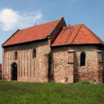 Church of the Birth of Virgin Mary, Čierny Brod (Monuments Board of the SR Archive, photo by Peter Fratrič)