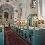 St Elisabeth´s Church, Bratislava (Monuments Board of the SR Archives, photo by J. Muller, 2003)