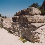 Gerulata - remains of Roman military outpost, Bratislava-Rusovce (Monuments Board of the SR Archives, photo J. Müller, 2002)