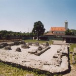 Gerulata, Roman military outpost, Bratislava – Rusovce (Monument Boards of the SR Archive, photo by J. Müller)
