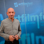 Guest of Art Film Fest - actor Ben Kingsley (2012), Award for contribution to world cinematography (photo by Radovan Stoklasa, ART FILM FEST)