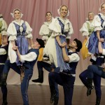 Slovak Folk Art Ensemble (photo by Ctibor Bachratý)