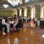 Competitive assessment of wines at the International Exhibition of Wines Muvina (photo by Dušan Hažír)