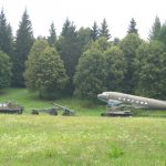 Military History Museum - Park of military equipment, Svidník (photo by Mária Laurincová)