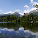 Štrbské Tarn (Štrbské pleso), High Tatras (photo by Peter Straka)