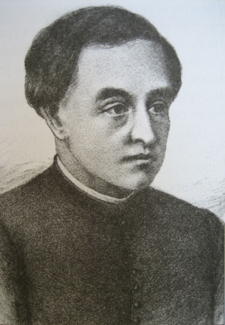 Anton Bernolák (photo by University library in Bratislava)