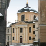 Banská Štiavnica - Evangelic church (photo by Peter Fratrič)