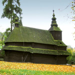 Wooden Church in Ruský Potok (photo by Peter Fratrič)