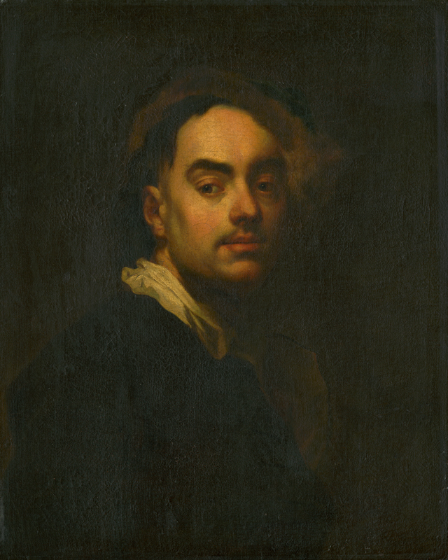 Ján Kupecký: Portrait of a man, around 1740 (source by The Slovak National Gallery Collections, https://www.webumenia.sk/dielo/SVK:SNG.O_88)