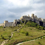 Spiš Castle, Žehra (Monuments Board of the SR Archives, photo by Peter Fratrič)