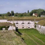 Fortification system of Komárno (photo by Peter Fratrič)