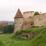 City fortification, Bardejov (photo by Ľubica Pinčíková)