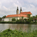 Monastery and Church of Virgin Mary, Šaštín–Stráže (photo by Peter Fratrič)