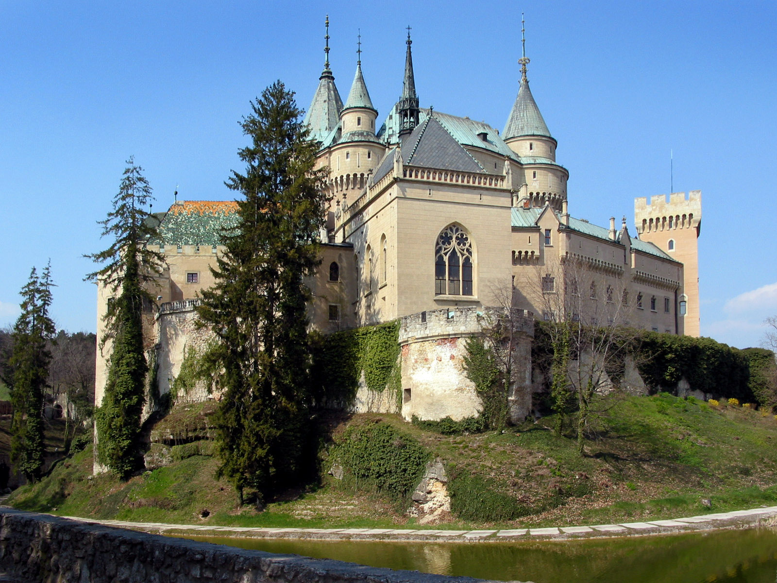 Bojnice Castle (photo by Peter Fratrič)