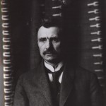 Architect Dušan S. Jurkovič (1868–1947) (photo by Monuments Board of the SR Archive)