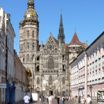 St Elisabeth´s Cathedral, Košice (Monuments Board of the SR Archive, photo by Peter Fratrič)