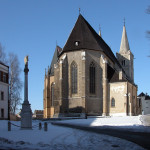 Spišská Kapitula, St. Martin´s church (photo by Peter Fratrič)