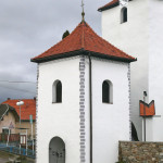 Renaissance bell tower, Turany (photo by Peter Fratrič)
