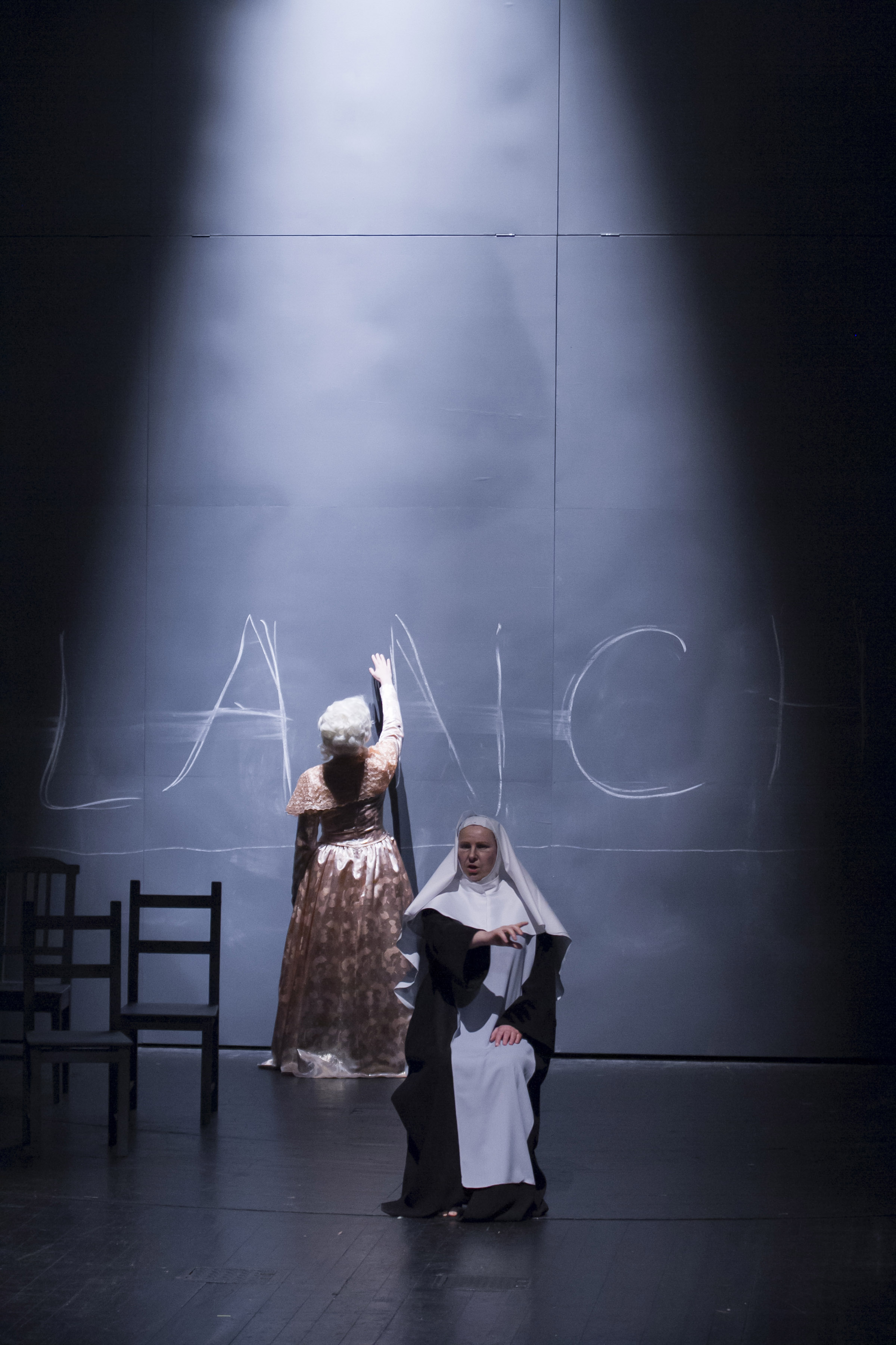 Dialogues of Carmelites, 2013 (photo by State Theatre in Košice Archive)