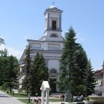 Holy Trinity Evangelic church, Poprad (photo by Ivan Ciglan)