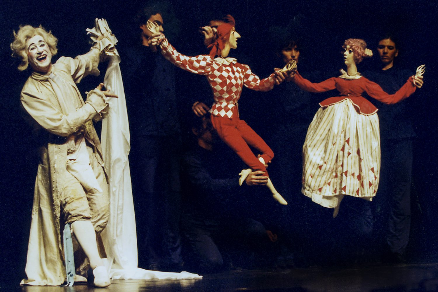 Milan Sládek, The marriage of Figaro (photo by Ctibor Bachratý)