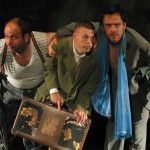 America by Kafka, Theatre from the Passage (photo by Ctibor Bachratý)