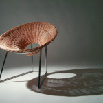 Basket chair, Etela Mitrová-Lučová, 2003 (photo by Slovak Design Centre Archive)