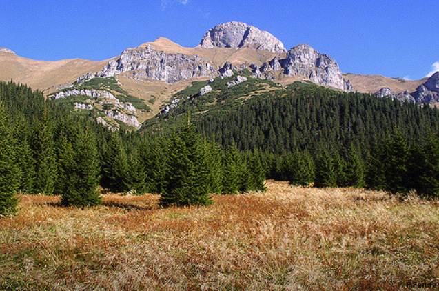Ždiarska vidla mountain, Belianske Tatras (photo by Peter Fenďa)