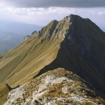 Havran hill, view from Ždiarska vidla, Belianske Tatras (photo by Peter Fenďa)
