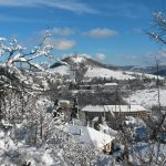 Banská Štiavnica in winter (photo by Ivan Ciglan)