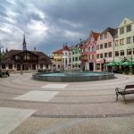 European Square in Komárno (photo by Daniel Veselský)