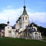 Orthodox Church of St. Alexander Nevsky, Prešov (photo by Peter Straka)