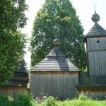 Eastern Orthodox Wooden Church of the Holiest Mother Protection in Jedlinka (photo by Alena Andríková)