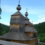 Greek Catholic Wooden Church of St Nicholas at Bodružal (photo by Alena Andríková)