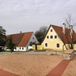 Haban houses in Veľké Leváre (photo by Peter Fratrič)