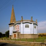 Church of St. Elisabeth of Hungary in Muľa (photo by Peter Fratrič)