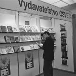 Osveta Publishing House, 1994 (photo by Peter Procházka)