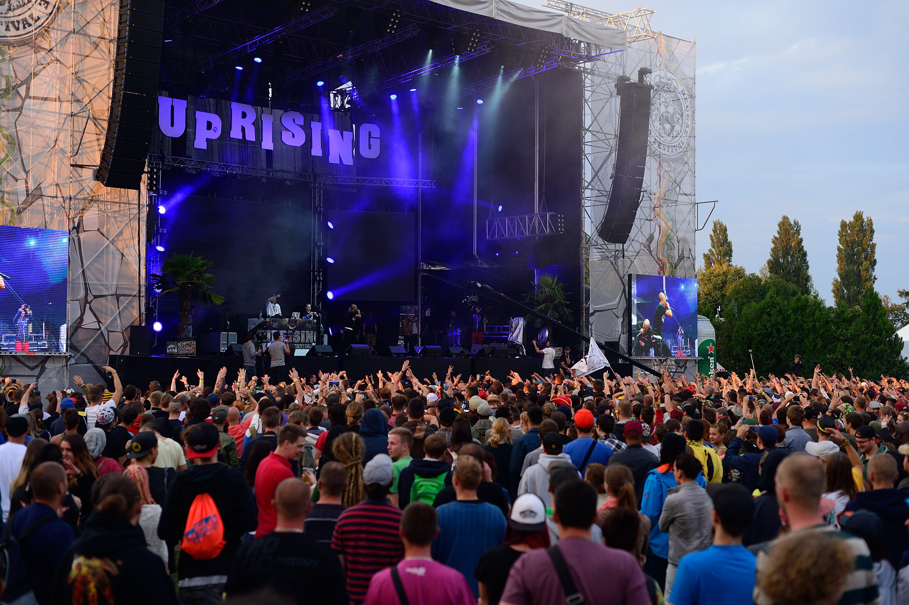 Uprising Festival, Bratislava (photo by Robert Tappert)