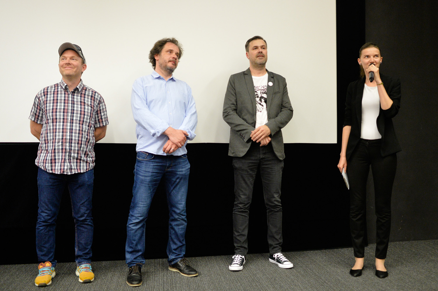 """A premiere of the film """"Válek"""" (photo by Robert Tappert)"""