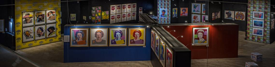 Andy Warhol Museum of Modern Art, an interior (photo by Jano Štovka, MQEP)